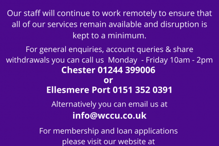 Temporary Office Closures